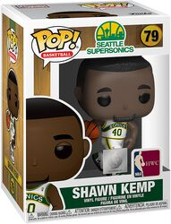 Seattle SuperSonics - Shawn Kemp Vinyl Figure 79