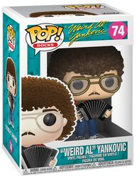 Weird Al Yankovic Rocks Vinyl Figure 74