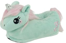 Jade Unicorn Kids' Slippers