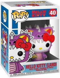 Hello Kitty (Land) Vinyl Figur 40