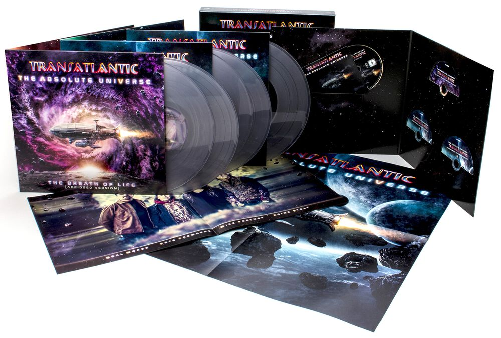 The absolute universe - The ultimate edition