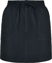 Ladies Viskose Twill Skirt