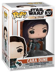 The Mandalorian - Cara Dune Vinyl Figure 327