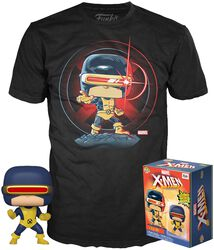 80th - First Appearance - Cyclops - POP! & Tee