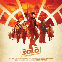 Solo: A Star Wars Story O.S.T.