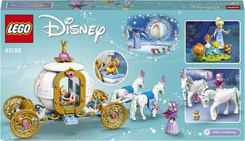 43192 - Cinderella's Royal Carriage