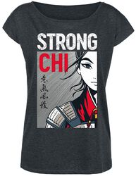 Strong Chi
