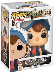 Dipper Pines (Chase Edition Possible) Vinyl Figure 240