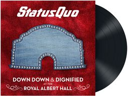 Down down & dignified at The Royal Albert Hall