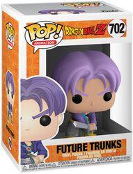 Z - Future Trunks Vinyl Figur 702