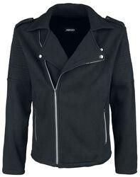 Biker Style Jacket