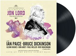 Celebrating Jon Lord - The rock legend Vol.1