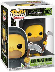 Grim Reaper Homer Vinyl Figur 1025