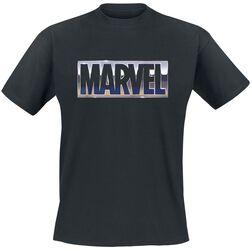 Marvel - Metallic Logo