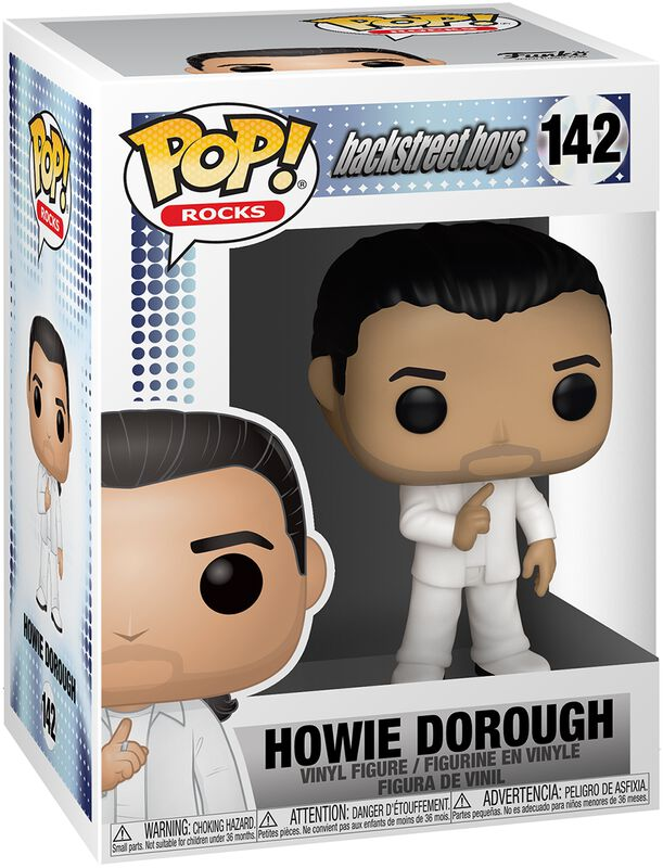 Howie Dorough Vinyl Figure