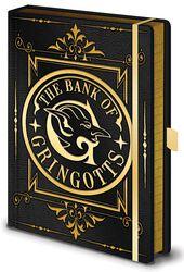 Gringotts - Premium Notebook