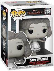 50s Wanda B&W) Vinyl Figure 713