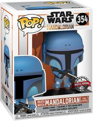 The Mandalorian - Death Watch Mandalorian (Two Stripes) Vinyl Figure 354
