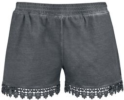 Hot Pants with Lace