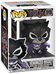 Venomized Rocket Vinyl Figure 515