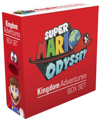 Odyssey - Kingdom Adventures Box Set