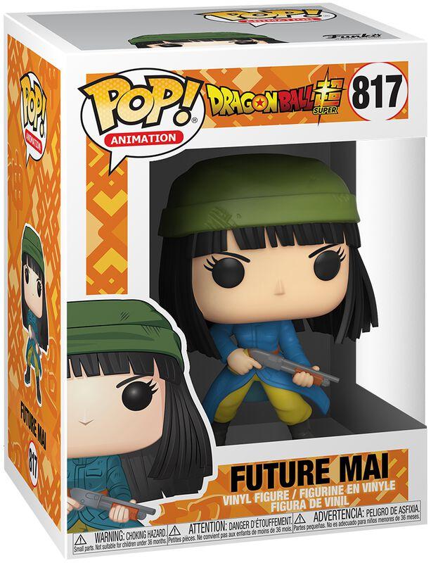 Super - Future Mai Vinyl Figure 817
