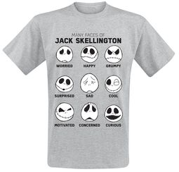 Many Faces Of Jack