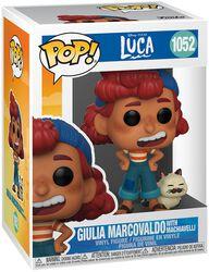 Luca - Giulia Marcovaldo Vinyl Figure 1052