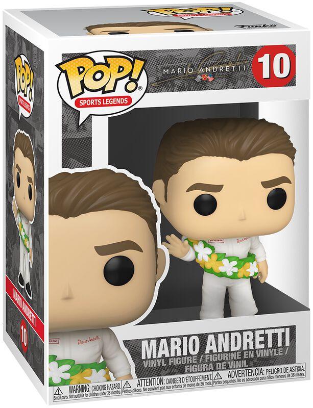 Mario Andretti Vinyl Figure 10