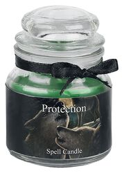 Protection Spell Candle - Lavendel