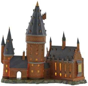Hogwarts Great Hall and Tower