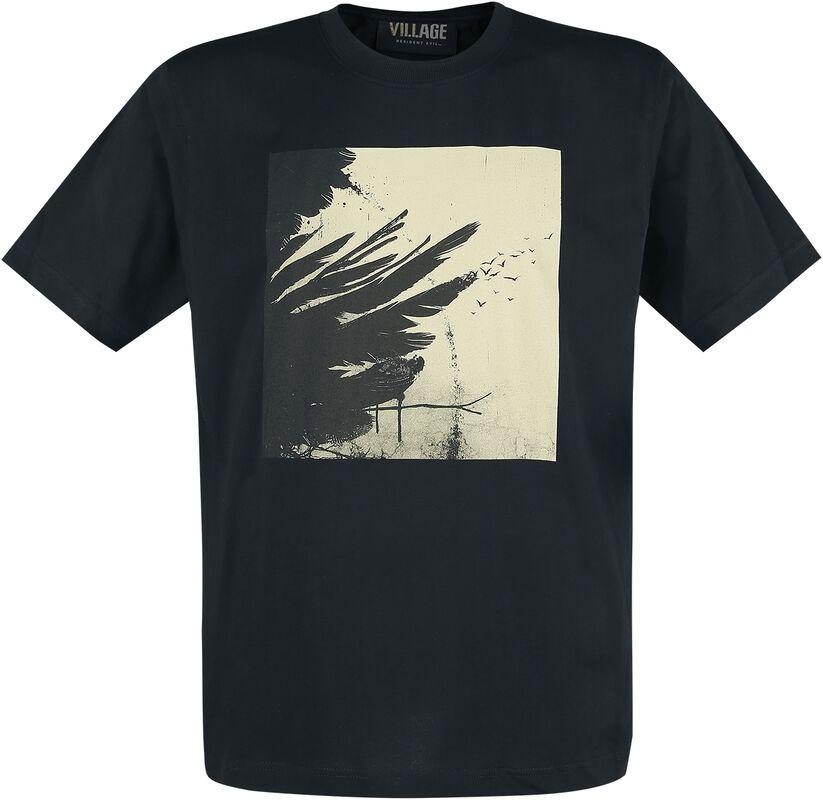 8 - Village - Black Crows