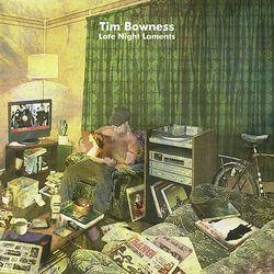 Tim Bowness Late night laments