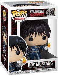Roy Mustang Vinyl Figure 393