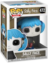 Sally Face Vinyl Figure 472