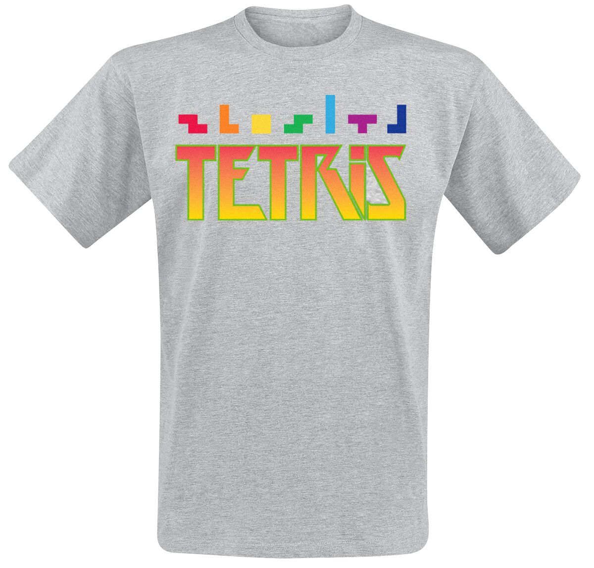 Multi Blocks Tetris T Shirt Emp Fashion Big Size World Cup France 4xl