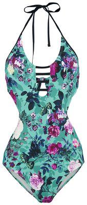 Floral Monokini