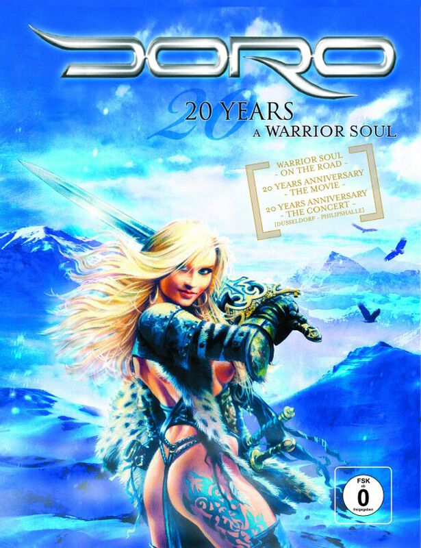 20 years - A warrior soul