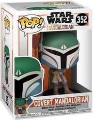 The Mandalorian - Covert Mandalorian Vinyl Figure 352