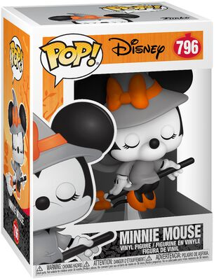 Minnie (Halloween) Vinyl Figure 796