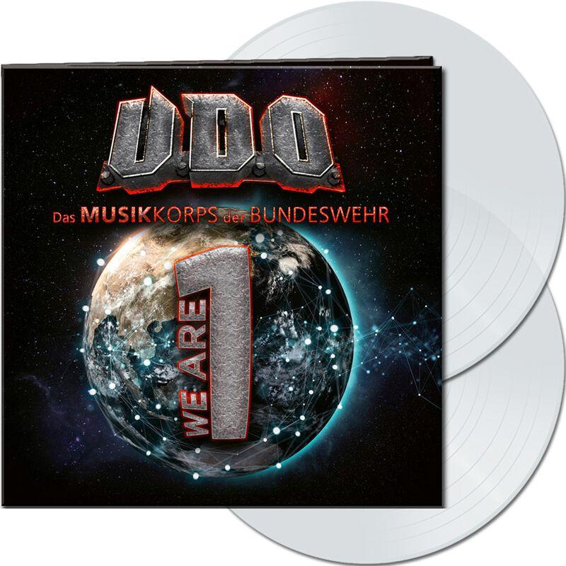 We are one - U.D.O. & Das Musikkorps der Bundeswehr
