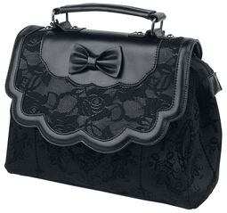 Scarlet Illusion Handbag