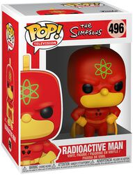 Radioactive Man Vinyl Figure 496
