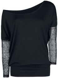 Spiderweb Ladies Tee