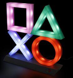 Playstation Icons Lamp