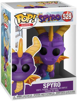 Spyro Vinyl Figure 529