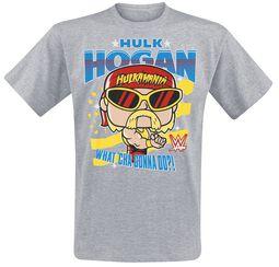 WWE - Hulk Hogan Flex