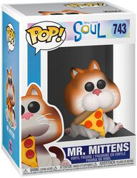Mr. Mittens Vinyl Figure 743