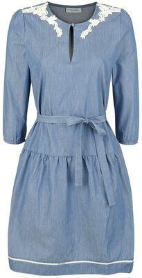 Denim Girl Dress
