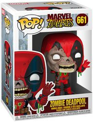 Zombies - Zombie Deadpool Vinyl Figure 661